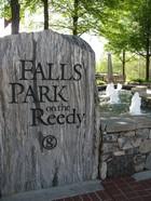 Falls Park Sign