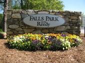 Falls Park entrance