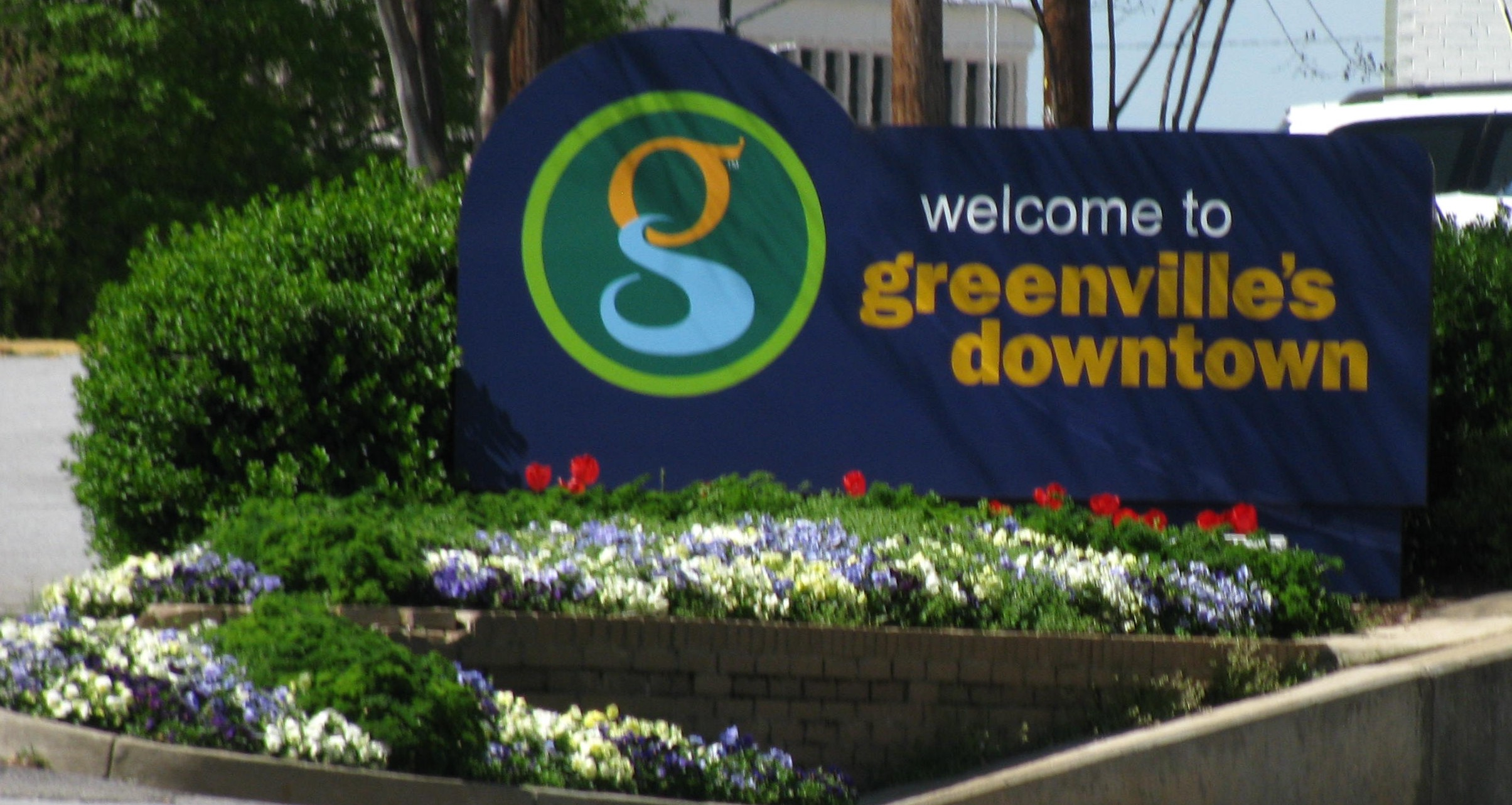 Greenville's Downtown