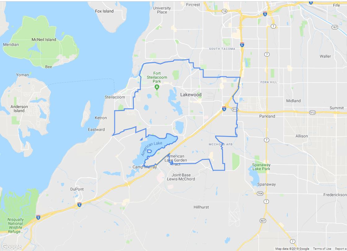 Lakewood WA homes for sale real estate Shane Klinkhammer