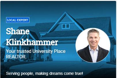 Shane Klinkhammer Lakewood WA Real Estate Agent Broker REALTOR