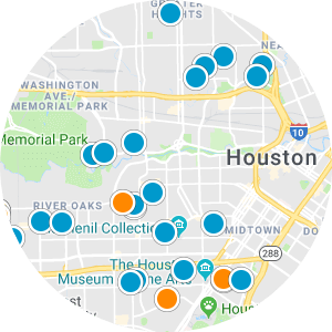 Kingwood East Real Estate Map Search