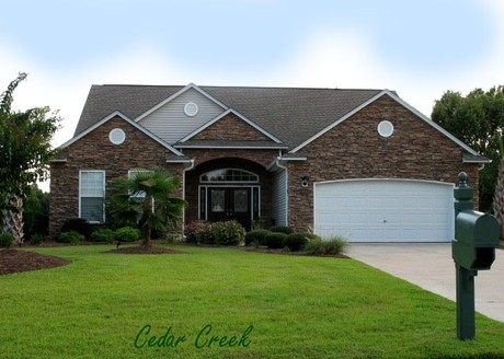 Cedar Creek Home in Barefoot Landing
