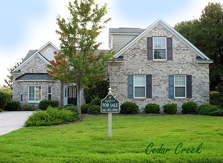 Cedar Creek Home for Sale