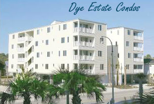 The Dye Estates Condos in Barefoot Resort
