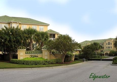 Edgewater Townhomes Barefoot Resort