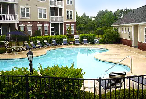 Harbour Cove Condos Pool at Barefoot