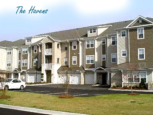 The Havens Townhomes at Barefoot Landing