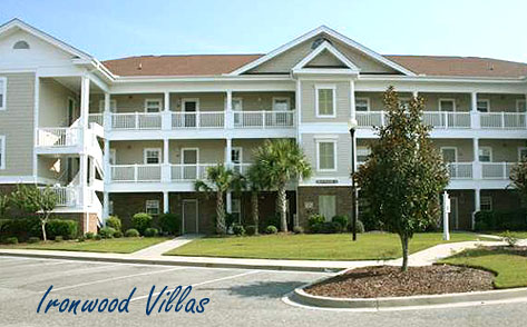 Ironwood Villas at Barefoot Resort
