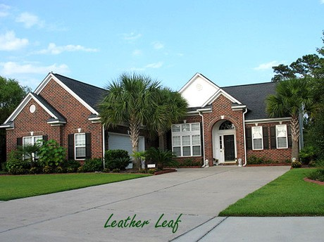 Homes for sale in Leather Leaf, Barefoot Resort