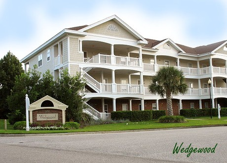 Wedgewood Villas at Barefoot Resort