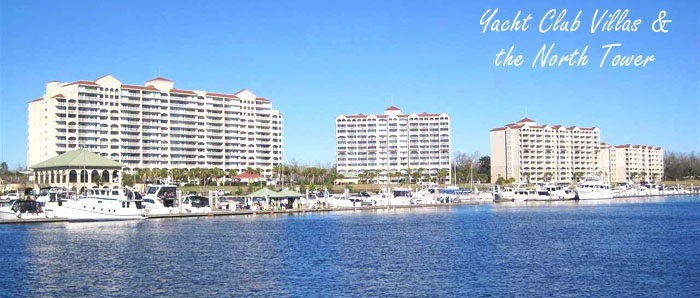 Condos for Sale in the Yacht Club Villas