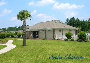 Avalon Carolina Forest Clubhouse