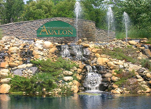 Avalon Homes in Carolina Forest Myrtle Beach
