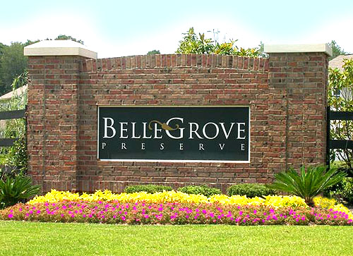 Sold Homes in Bellegrove Preserve