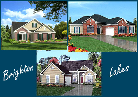 Brighton Lakes Model Homes