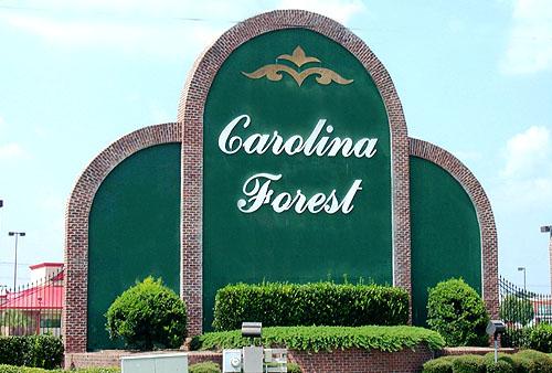 Carolina Forest Myrtle Beach