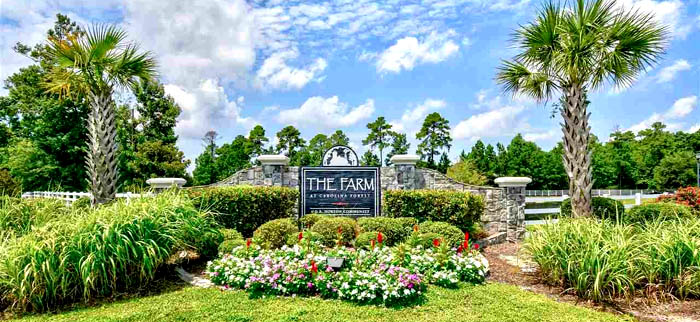 The Farm in Carolina Forest - Myrtle Beach Homes