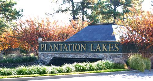 Plantation Lakes