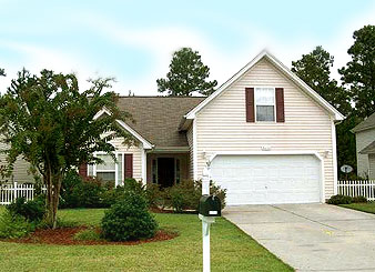 Homes for Sale in Southgate Carolina Forest