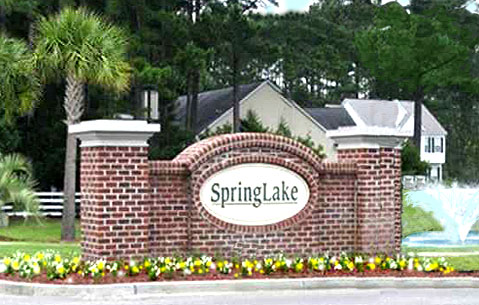 Springlake Carolina Forest Homes for Sale