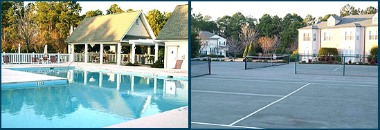 Turnberry Condos in Myrtle Beach -Amenities