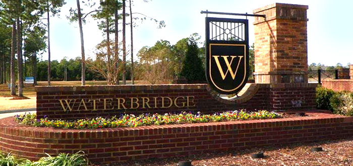 Waterbridge Homes in Carolina Forest