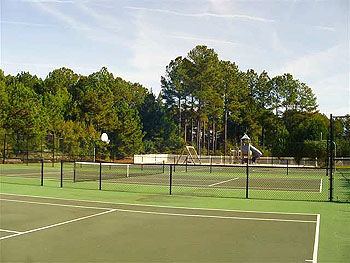 Waterford Plantation Tennis Courts
