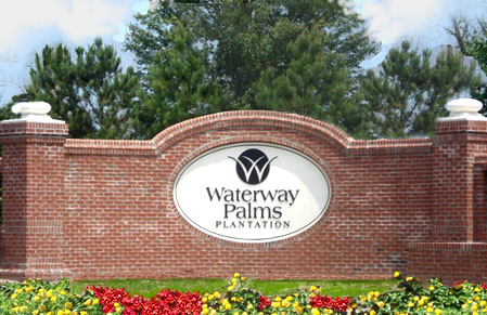 Homes in Waterway Palms, Carolina Forest