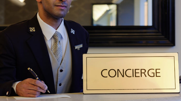 Real Estate Concierge