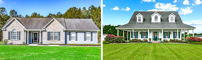 Homes in Cat Tail Bay, Conway SC