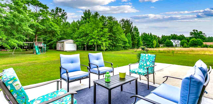 Acreage for homes in Cat Tail Bay, Conway