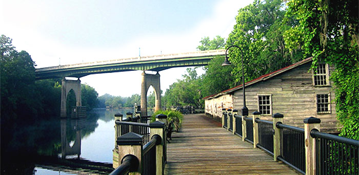 Conway Riverwalk