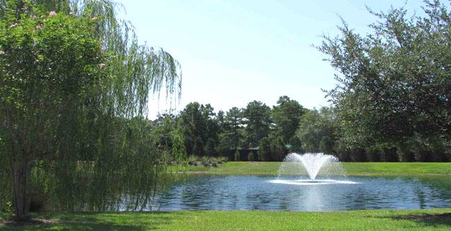 Pond in Myrtle Trace Grande