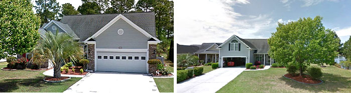 Homes in Myrtle Trace South