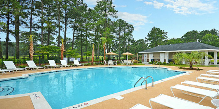 Pool at Ridge Pointe, Conway