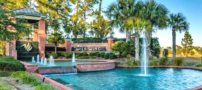 Wild Wing Plantation Homes