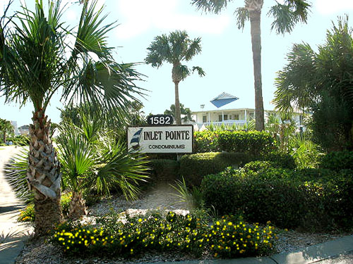 Inlet Pointe Condos in Garden City