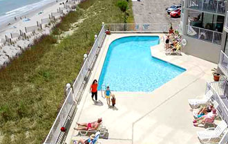 One Ocean Place Pool