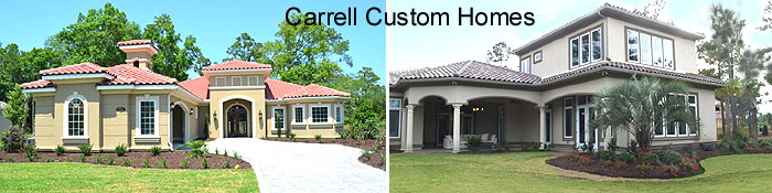 Custom Homes by Carrell Group