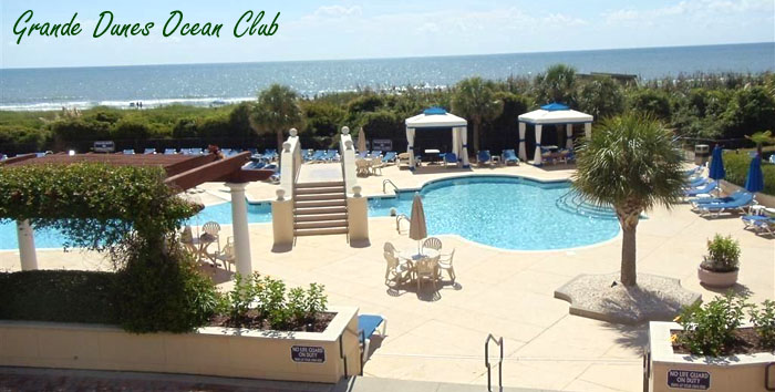 Ocean Club Pool at Grande Dunes