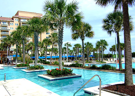 Myrtle Beach condos with pool