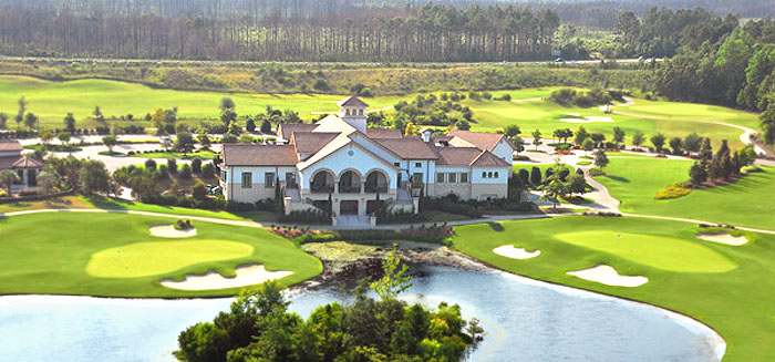 Members Club Golf Clubhouse