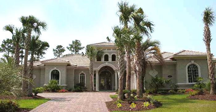 Homes For In Grande Dunes Myrtle Beach