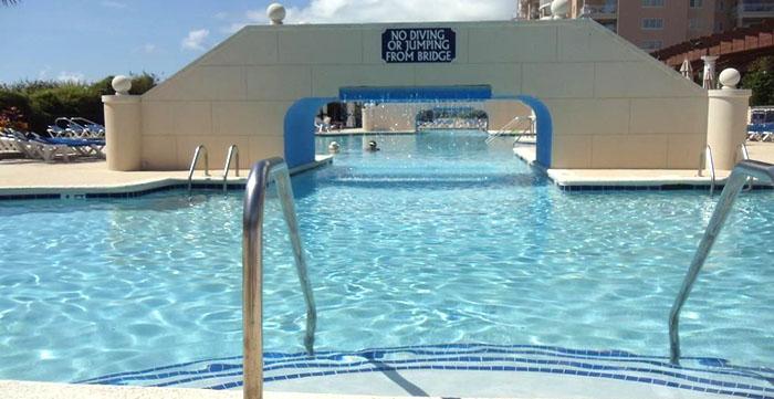 Members Club Pool in Grande Dunes