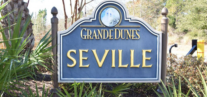 Homes for Sale in Seville at Grande Dunes