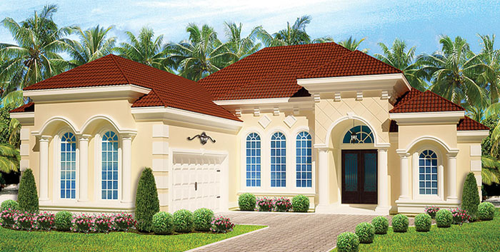 Villa Venezia New Home Model