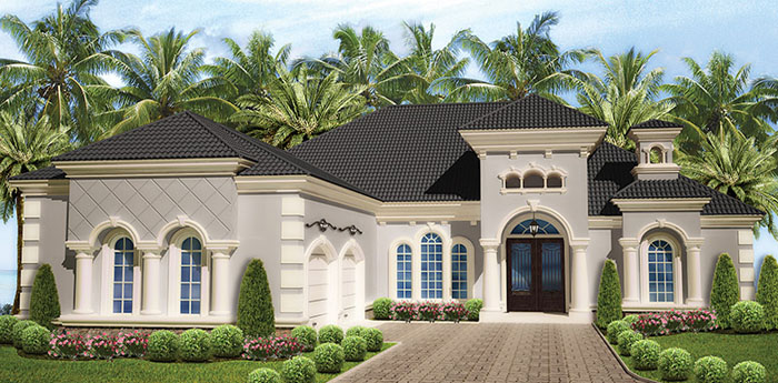 New Homes in Villa Venezia