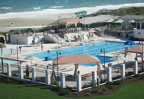 Dunes Club Pool