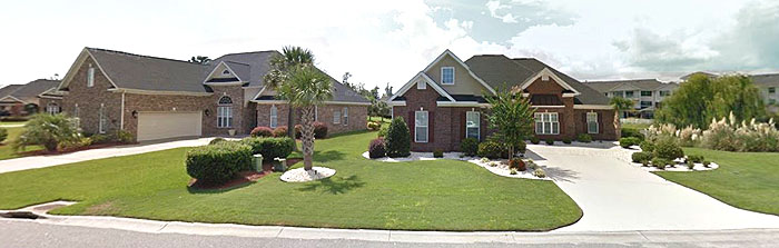 Homes in Plantation Heights Myrtle Beach